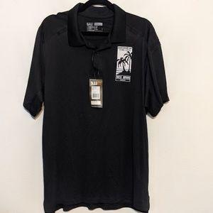 5.11 Tactical Helios Short Sleeve Polo L